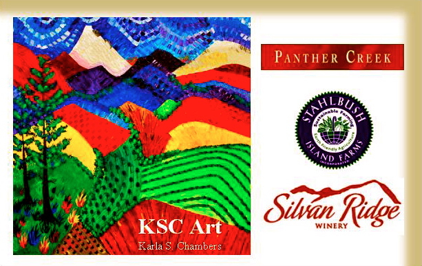 Join Us for A Family Event of Fine Food, Wine, and Art