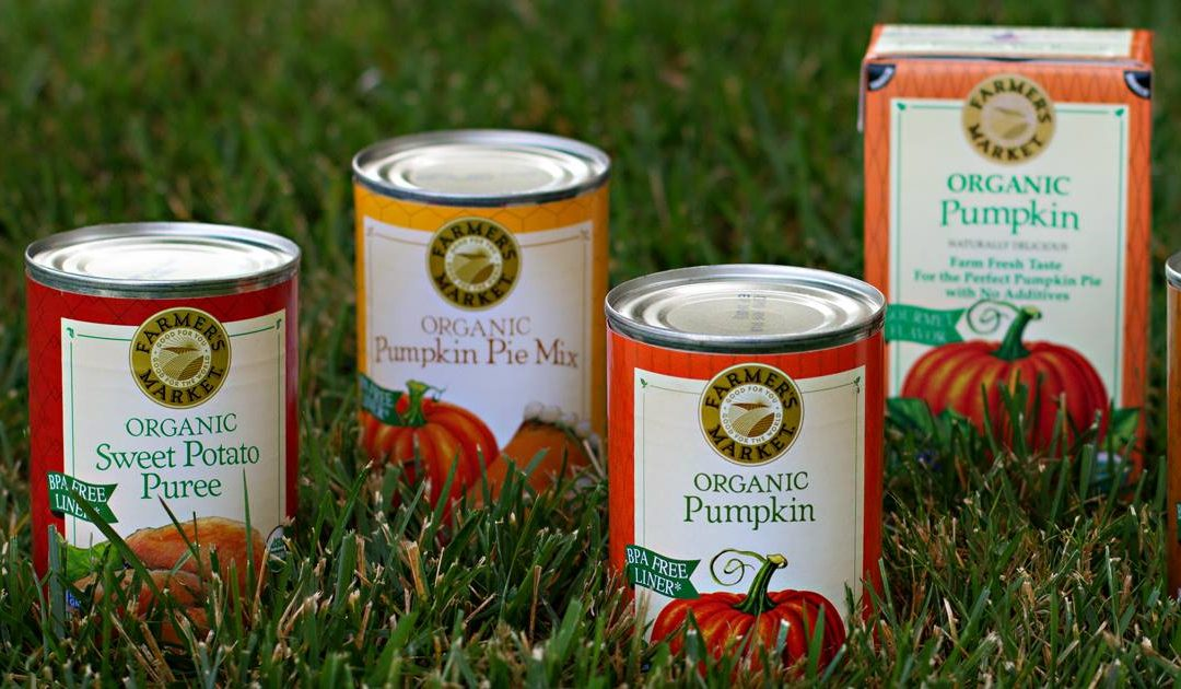 No Pumpkin Shortage for Farmer's Market Foods