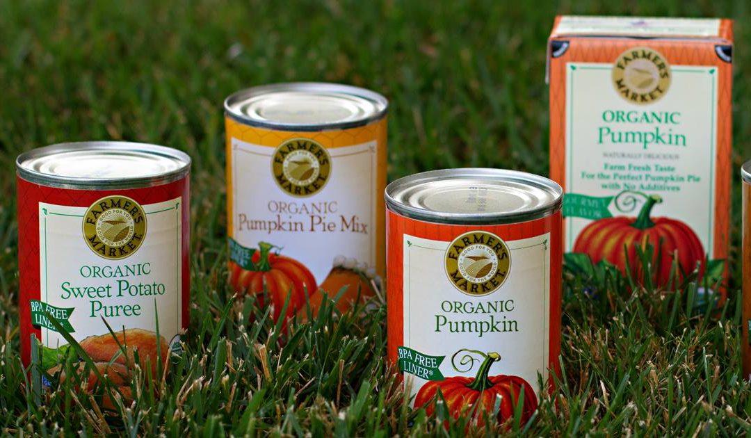 No Pumpkin Shortage for Farmer's Market Foods
